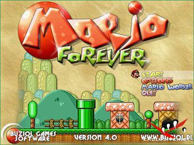Super Mario (Mario Forever 4.0)
