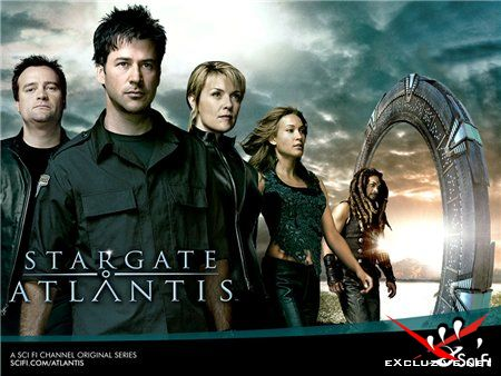 Звездные Врата: Атлантида / Stargate Atlantis (Season 5) (2008) DVDScr