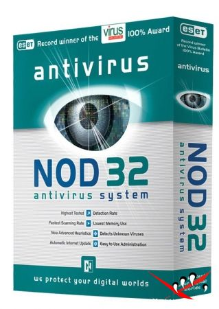 Анивирус Nod32 + NodLogin9.3 (New)