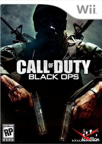 Call of Duty: Black Ops (2010/USA/ENG/Wii)