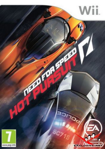 Need for Speed: Hot Pursuit (2010/PAL/ENG/Wii)