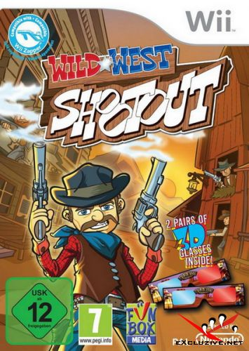 Wild West Shootout (2010/PAL/ENG/Wii)